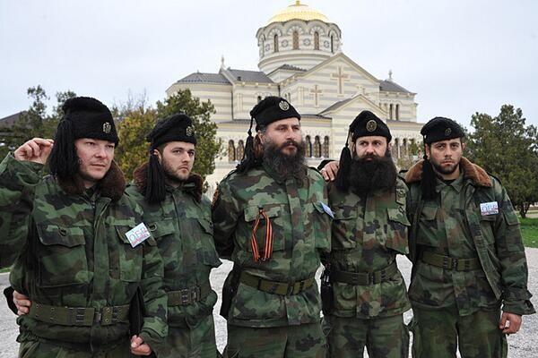 Српски добровољци на Криму